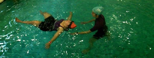 Flotación dorsal